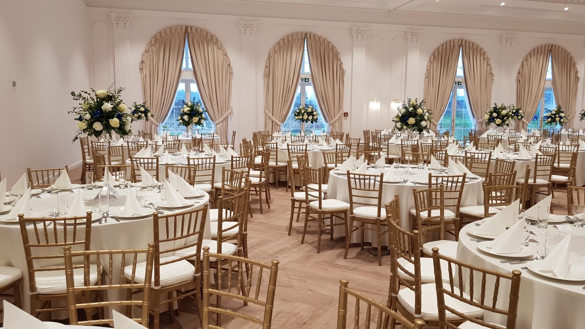 Aranżacje ślubne wesele