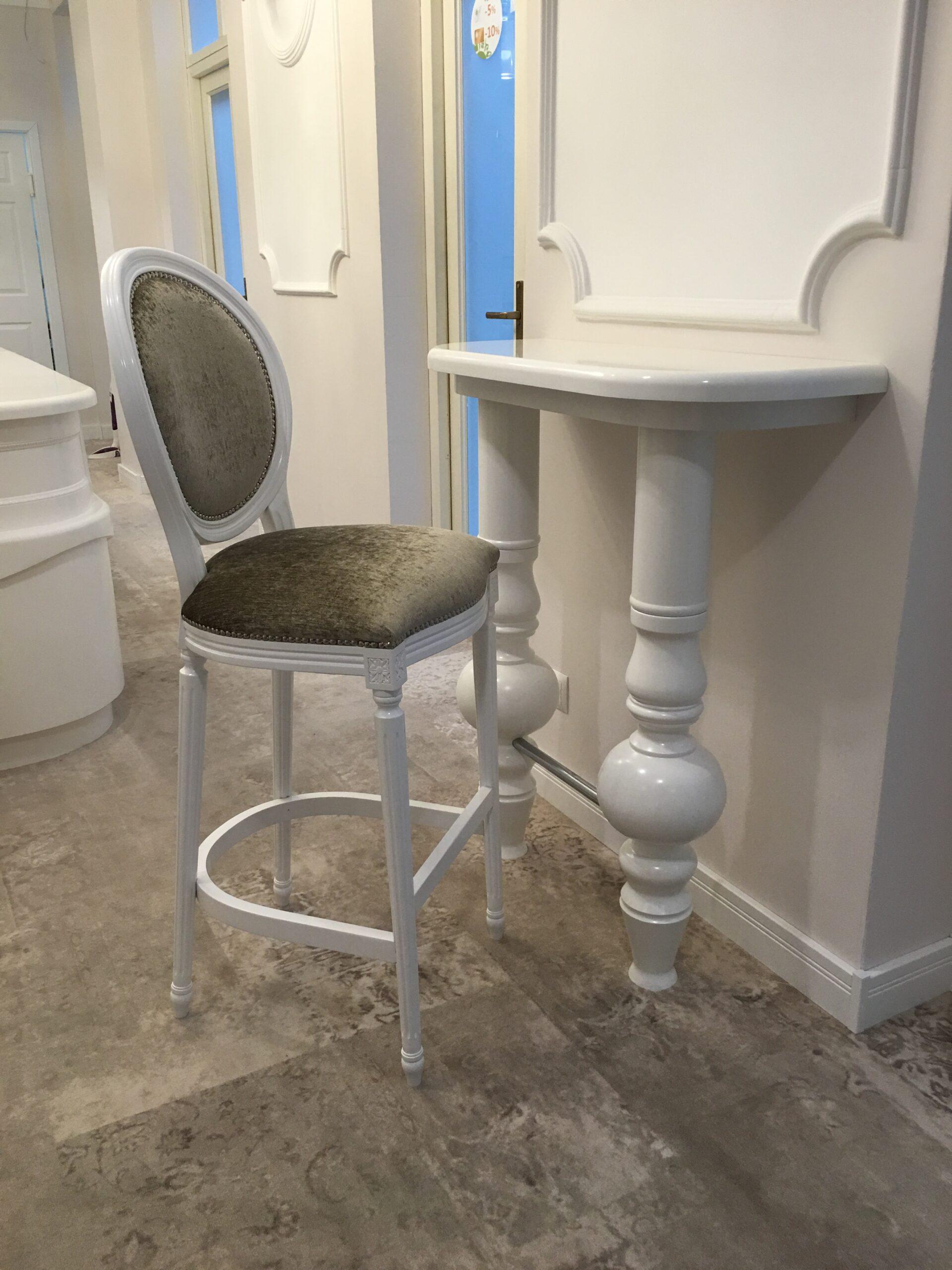 Krzesła i meble do kawiarni